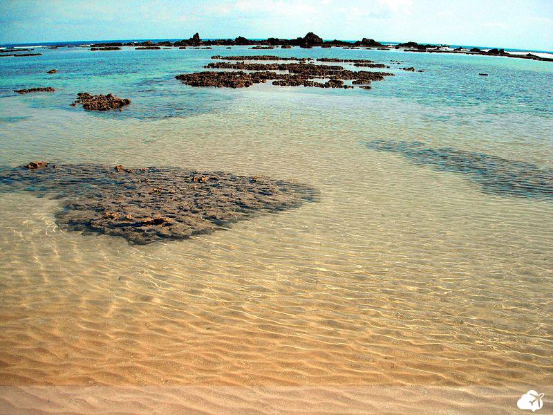 segunda praia em morro de são paulo