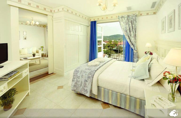 campanário villagio resort em florianópolis
