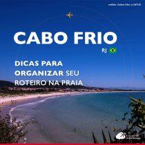 O que fazer em Cabo Frio: dicas para organizar seu roteiro na praia