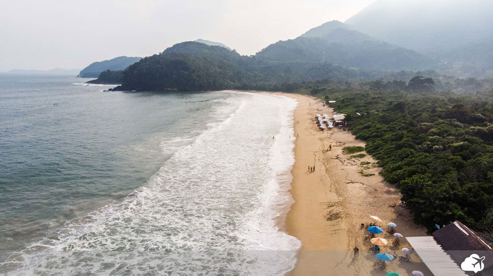 praia prumirim ubatuba sao paulo