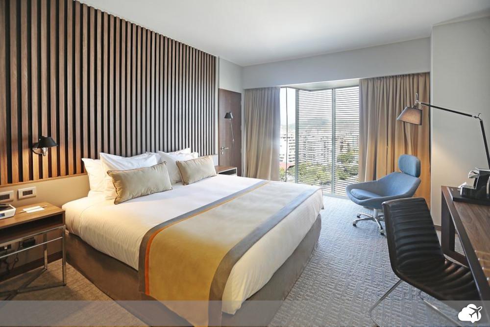 hotel cumbres vitacura em santiago