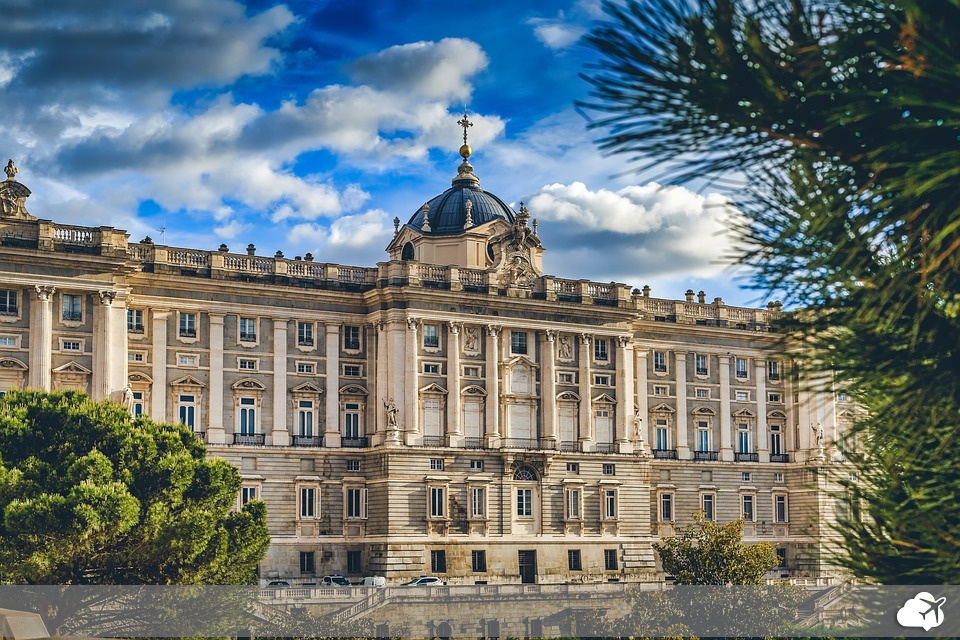 palácio reial de madri