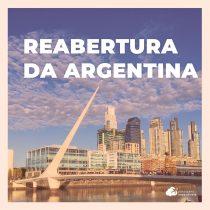 Reabertura da Argentina para turismo: veja os protocolos