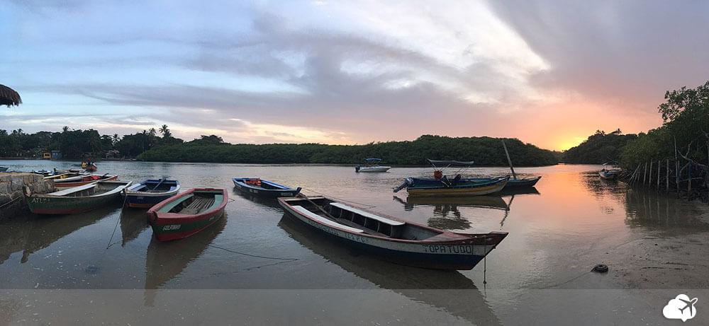 canoa caraiva