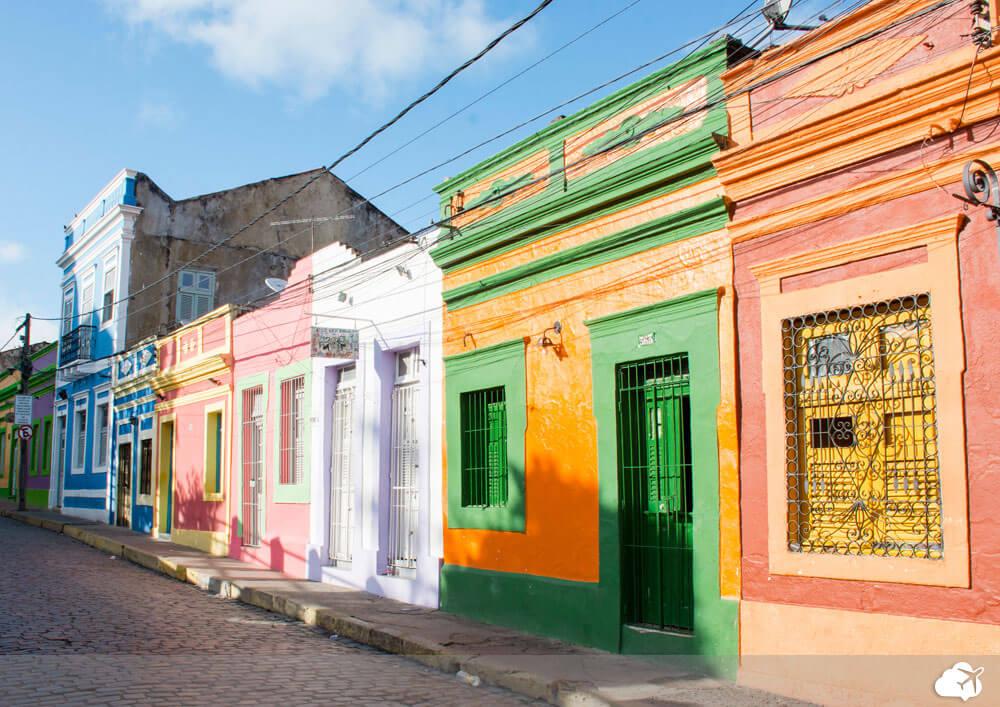 rua em olinda pernambuco