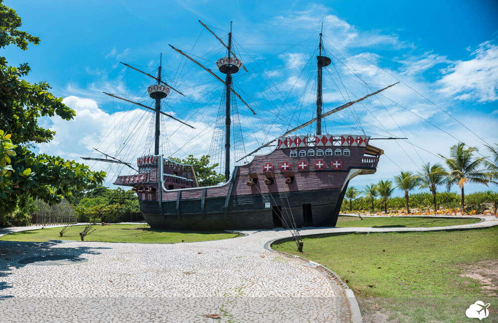 memorial do descobrimento porto seguro