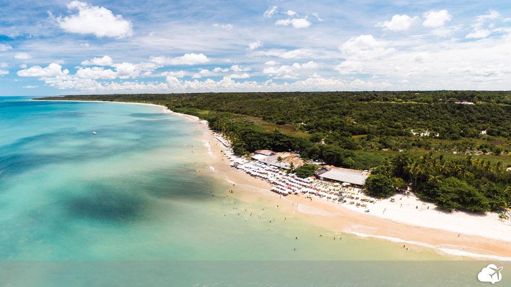 praia dos coqueiros trancoso bahia