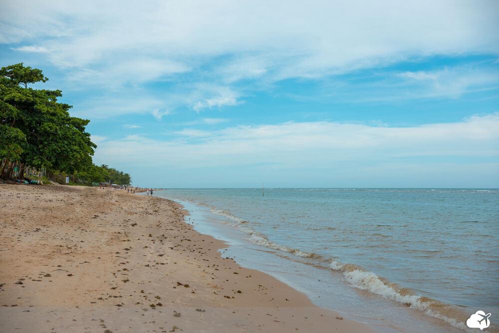 praia do parrancho arraial d'ajuda