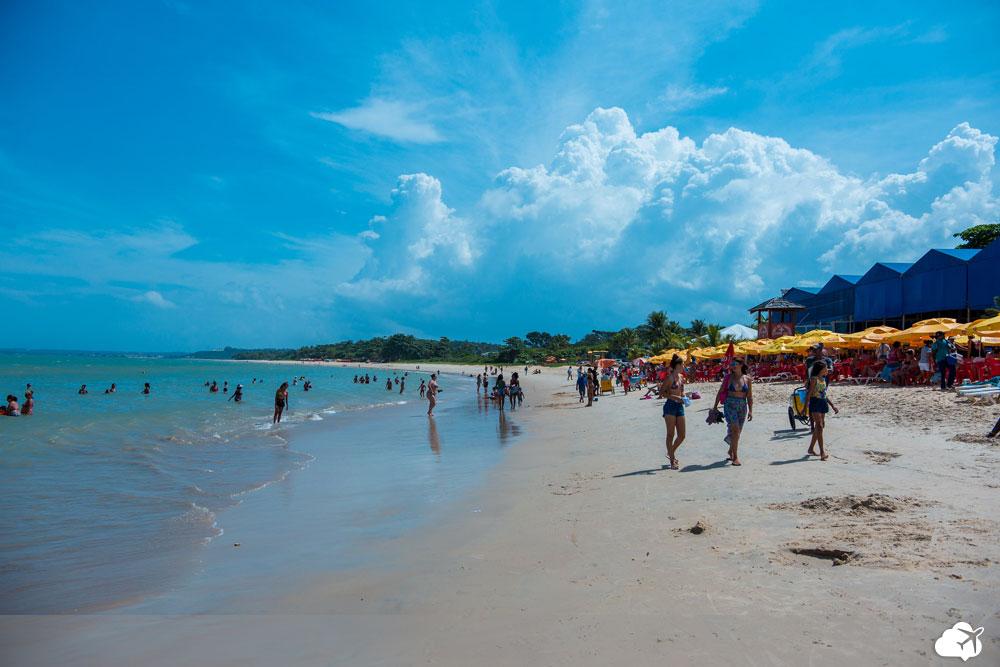 praia taperapuan porto seguro