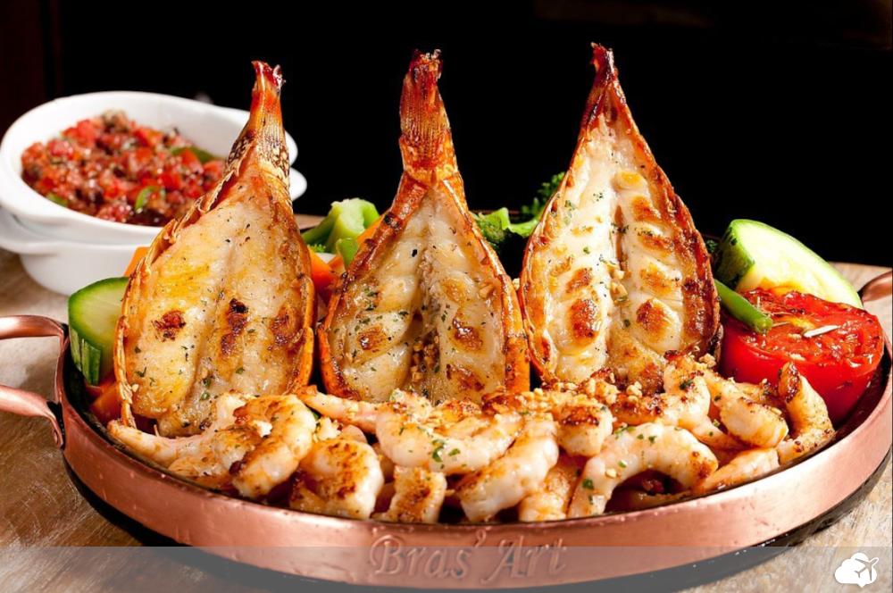 restaurante camarada camarão