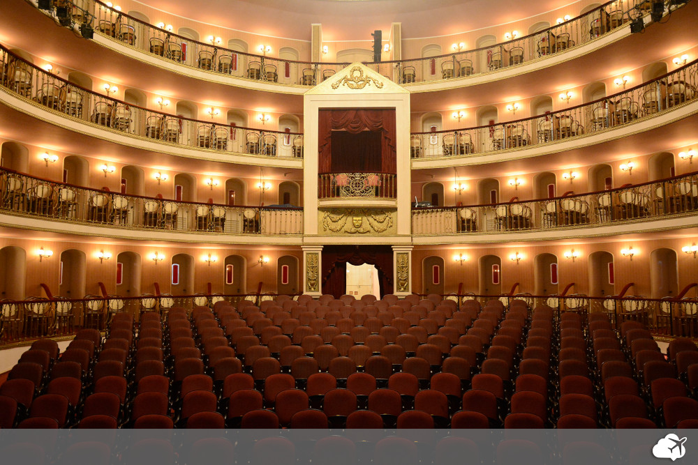 teatro arthur de azevedo