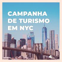 Nova York lança campanha para a retomada do turismo na cidade