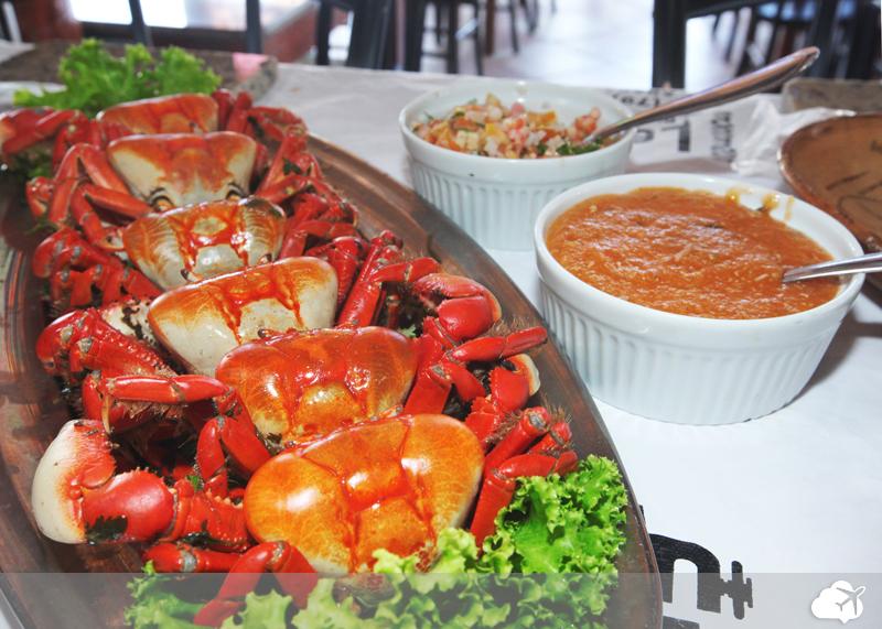 prato típico de aracaju