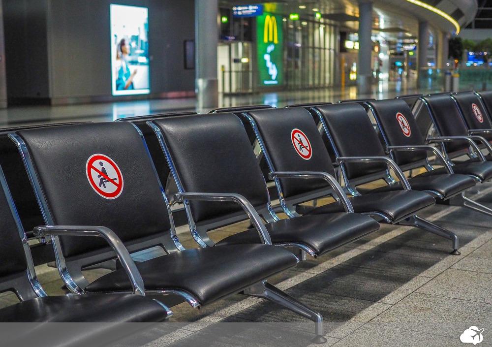 distanciamento assentos