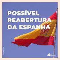 Espanha pretende reabrir para turistas do mundo todo em junho de 2021