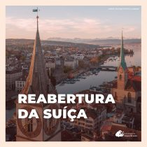 Suíça reabre fronteiras para turistas brasileiros: veja protocolos