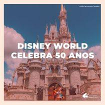 Walt Disney World anuncia novos espetáculos para celebrar 50 anos