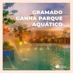 Gramado ganha parque aquático indoor com águas termais