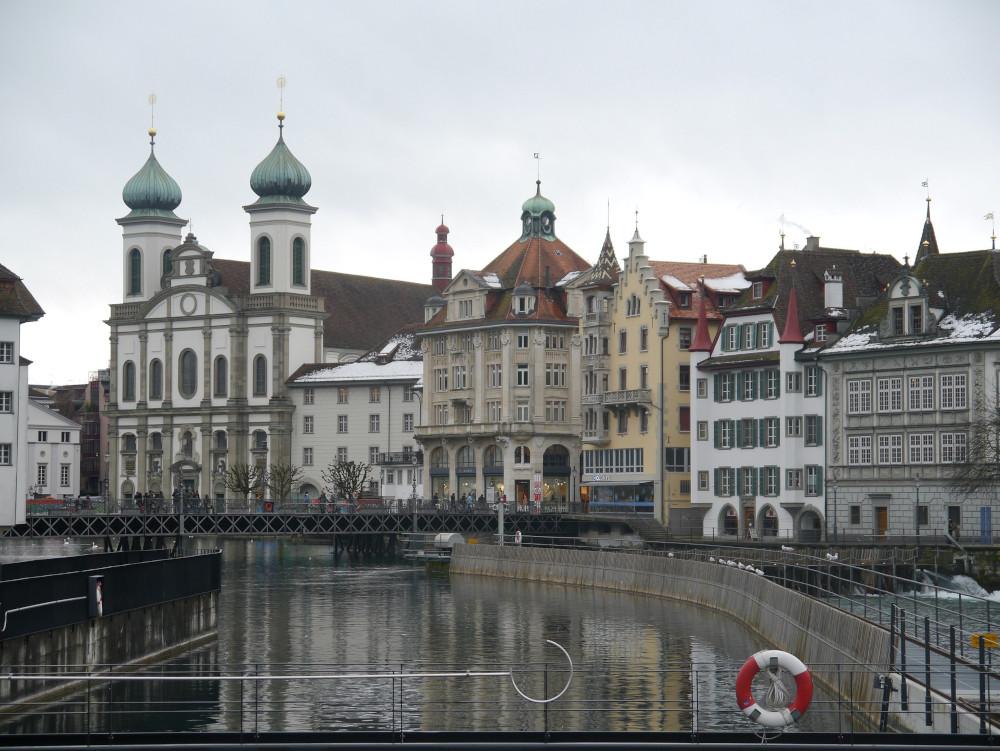 altstadt, cidade antiga de lucerna