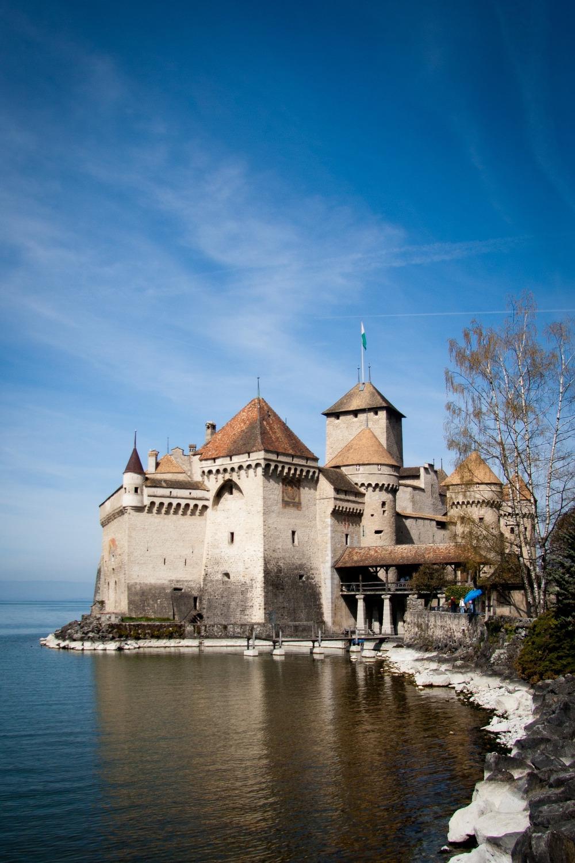 château de chillon em montreux