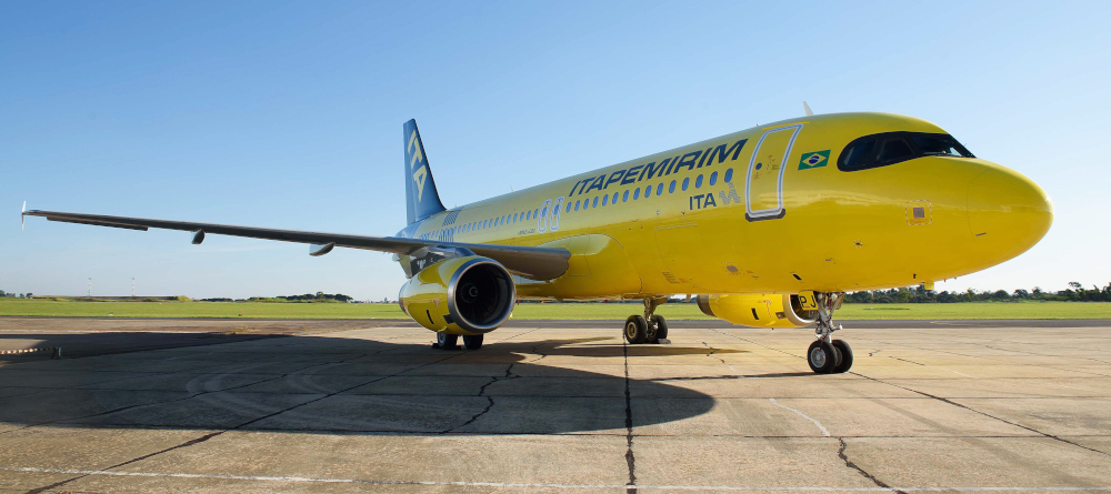 promoção ita transportes aéreos