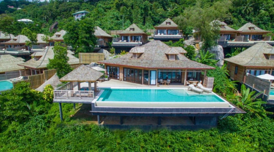 resorts nas ilhas seychelles