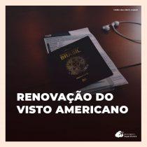 Saiba como renovar seu visto americano de turismo ou negócios