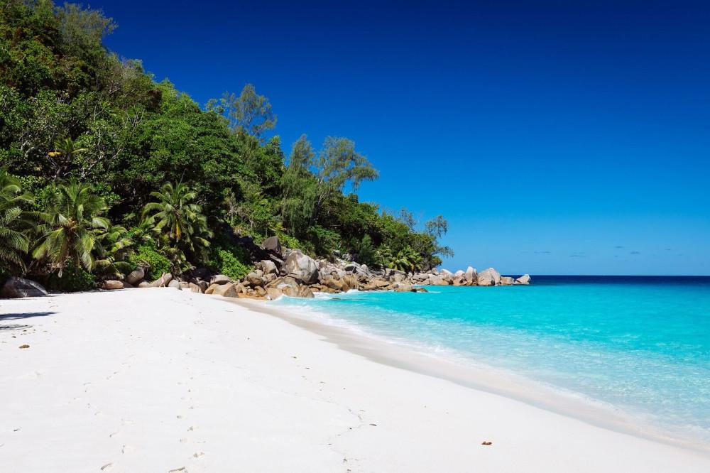 anse georgette em seychelles