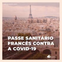 Passe sanitário francês: veja como emitir o certificado