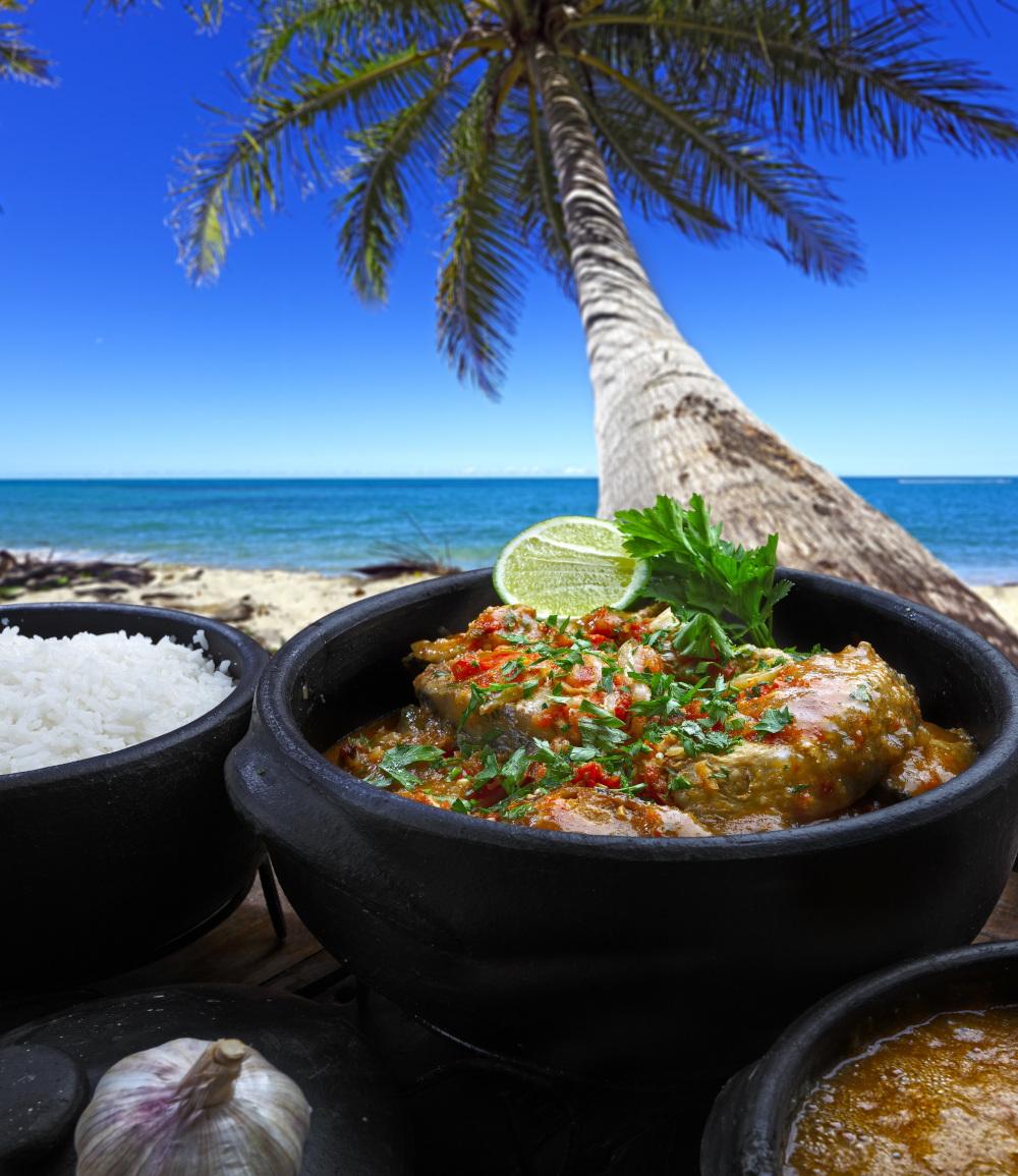 culinária das ilhas seychelles