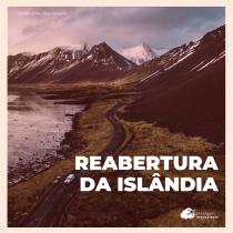 Reabertura da Islândia para turistas brasileiros: veja os requisitos de entrada