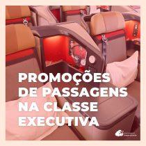 Passagens Imperdíveis lança serviço voltado a promoções de classe executiva