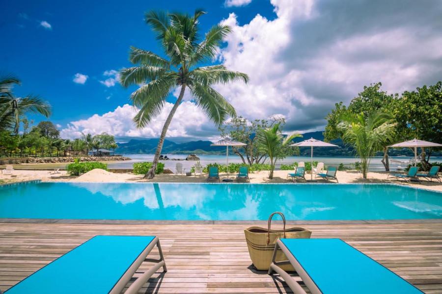 pineapple beach villas na ilha de mahé