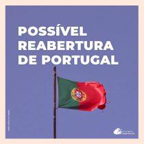 Brasil e Portugal discutem flexibilização de restrições de viagem