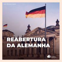 Alemanha reabre fronteiras para turistas vacinados do Brasil: veja os requisitos de entrada
