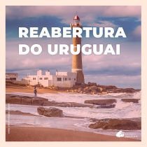 Uruguai vai reabrir as fronteiras para brasileiros vacinados: veja protocolos