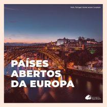 Países da Europa abertos para viajantes do Brasil: veja os requisitos de entrada