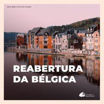 Bélgica aberta para turistas brasileiros vacinados: vejas os requisitos de entrada