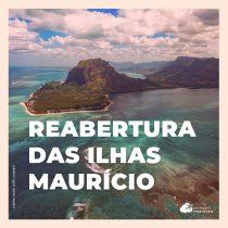 Reabertura das Ilhas Maurício para brasileiros vacinados: saiba os protocolos